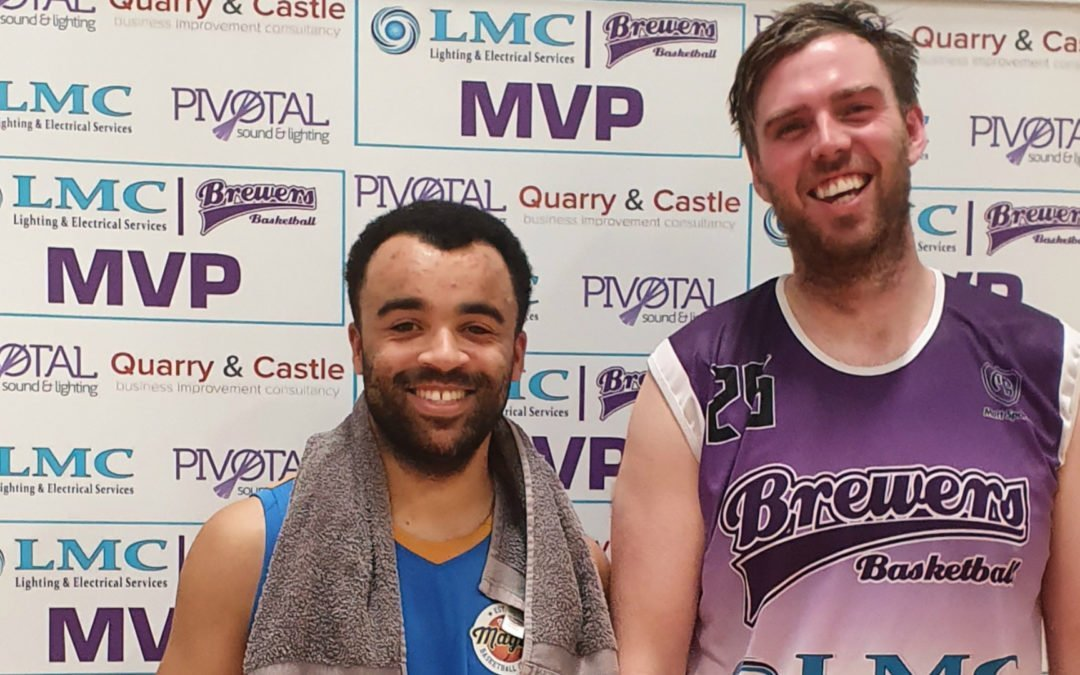 NWBA: Brewers 27 Mold Magic 67 – Battling Brewers misfire against title-chasers