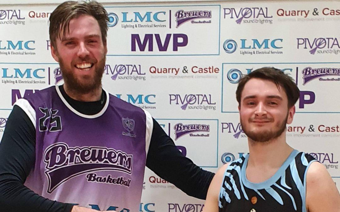 Pat Sanders Cup: Brewers 51 Salmons 46 – Hard work pays off for Brewers Basketball
