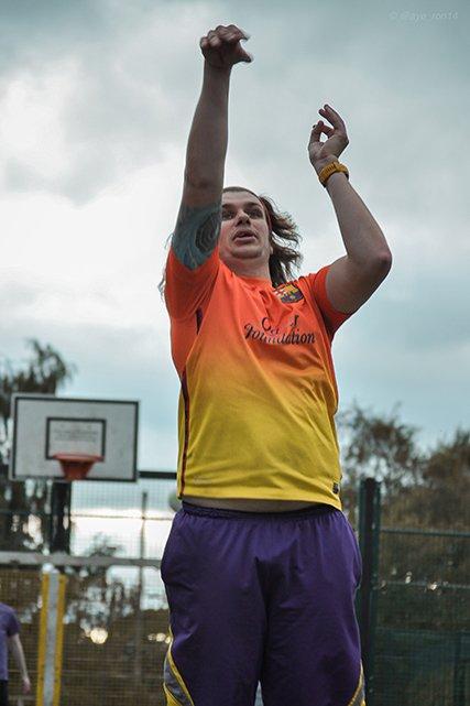 Alex Challenor - Brewers Basketball player