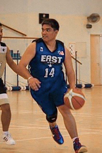 Aristotle de Guzman - Brewers Basketball player